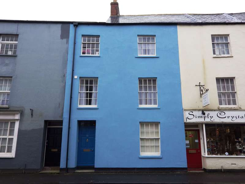 4 Bedrooms Terraced House for rent in Dyer Street