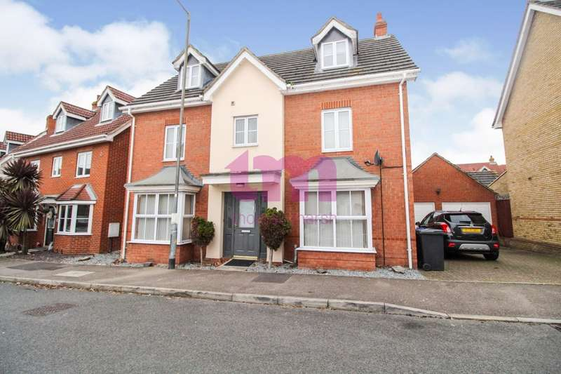 5 Bedrooms Detached House for sale in Hatfield Road, Chafford Hundred