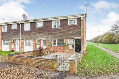 3 Bedrooms End Of Terrace House for sale in Witham, Essex