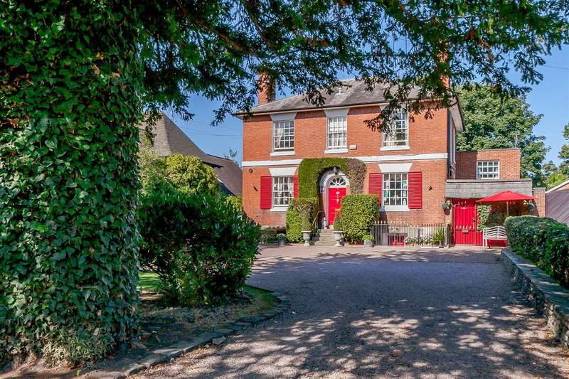 6 Bedrooms Detached House for sale in Aylestone Hill, Hereford, Herefordshire