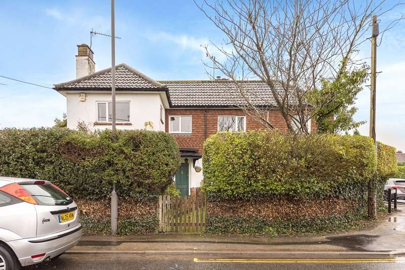 4 Bedrooms Detached House for sale in Dedmere Rise, Marlow, Buckinghamshire, SL7