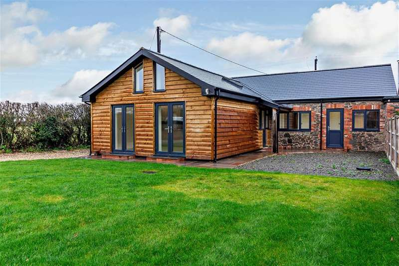 3 Bedrooms Bungalow for sale in Matchcroft, Eau Withington, Hereford, HR1 3NH