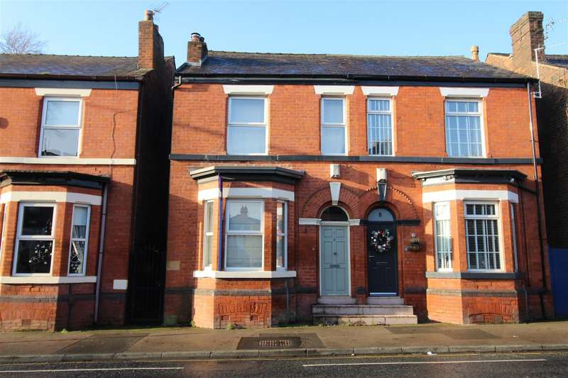 3 Bedrooms Semi Detached House for sale in Kenyon Road, Swinley, Wigan. WN1 2DQ
