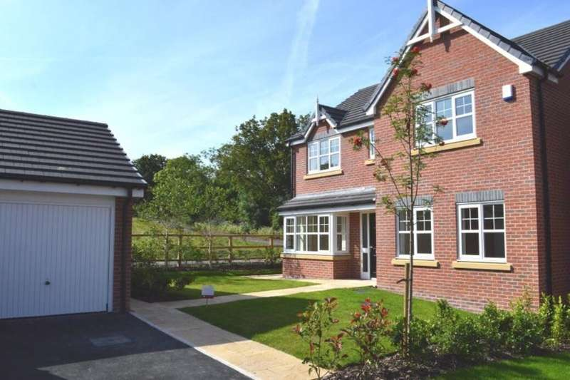 4 Bedrooms Detached House for rent in Brown Leaves Grove, Copster Green, Blackburn, BB1