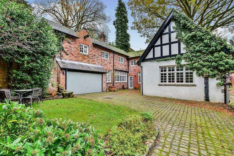 4 Bedrooms Detached House for rent in Tempest Road, Alderley Edge, SK9