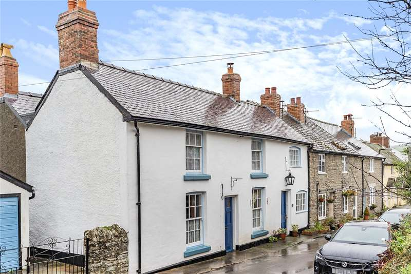 5 Bedrooms End Of Terrace House for sale in 18 Newport Street, Clun, Craven Arms, SY7 8JZ