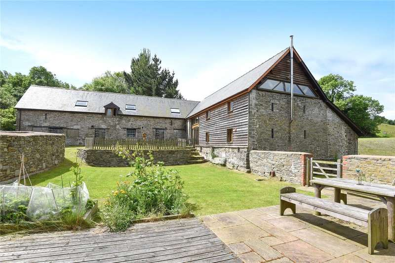5 Bedrooms Equestrian Facility Character Property for sale in Clyro, Hereford, Powys, HR3 5JJ