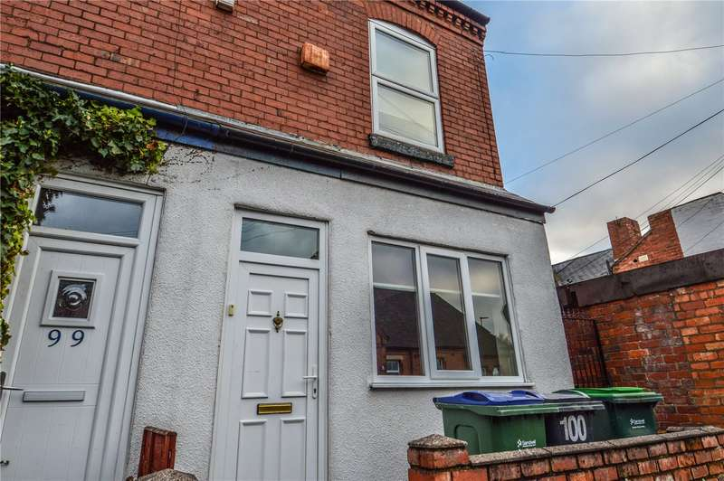 2 Bedrooms End Of Terrace House for rent in Ethel Street, Smethwick, Birmingham, B67