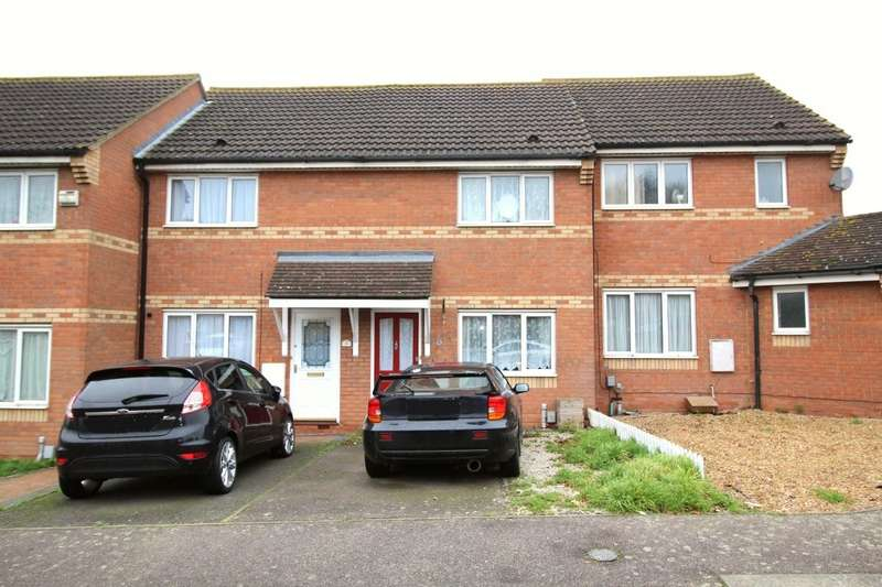 2 Bedrooms House for sale in De Havilland Avenue, Shortstown, Bedford, Bedfordshire, MK42