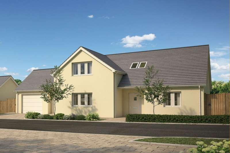 3 Bedrooms Detached House for sale in Sparnon Gate, Redruth, Cornwall, TR16
