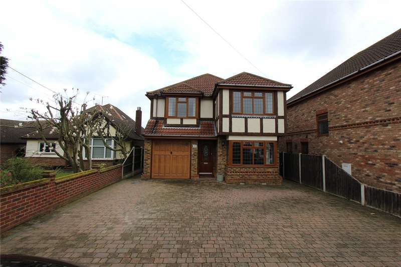 4 Bedrooms Detached House for rent in Eastwood Road, Rayleigh, Essex, SS6