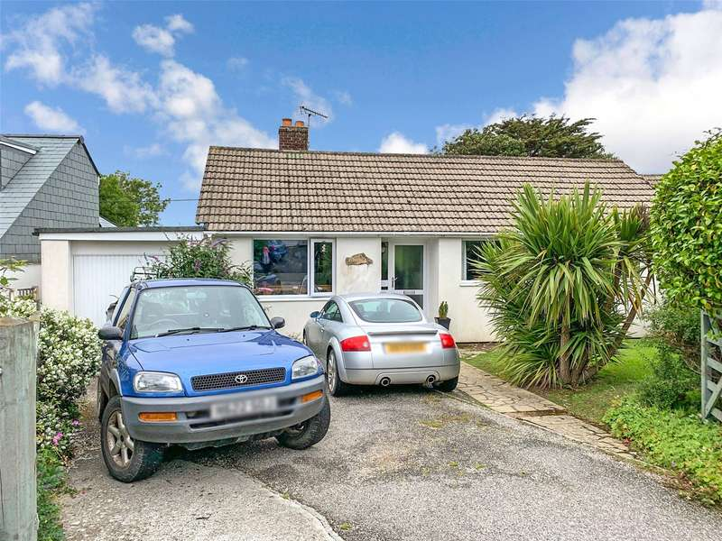 3 Bedrooms Detached Bungalow for sale in Crackington Haven, Bude, Cornwall, EX23