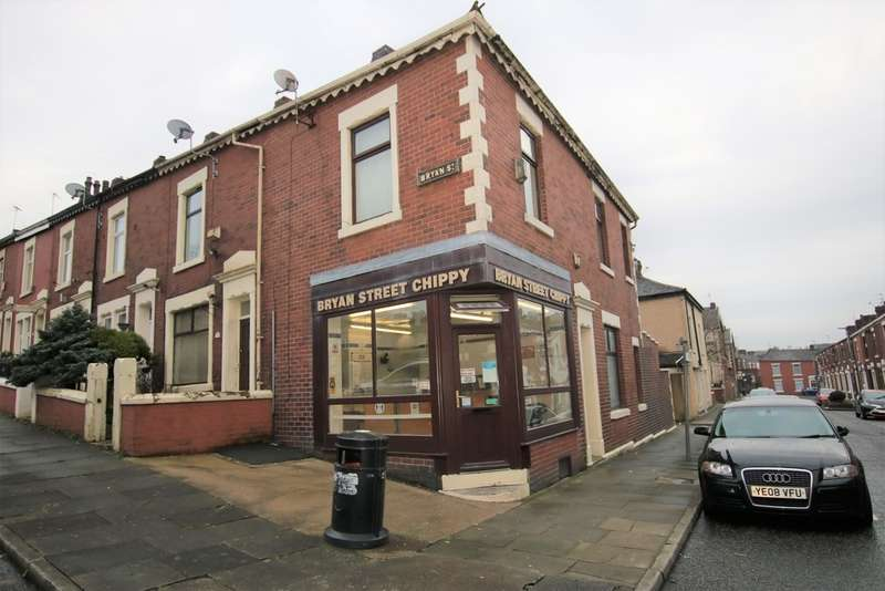 1 Bedroom Commercial Property for sale in Bryan Street Chippy, Blackburn