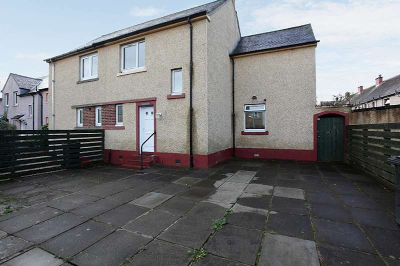 3 Bedrooms End Of Terrace House for sale in Dick Terrace, Penicuik, Midlothian, EH26 8BW