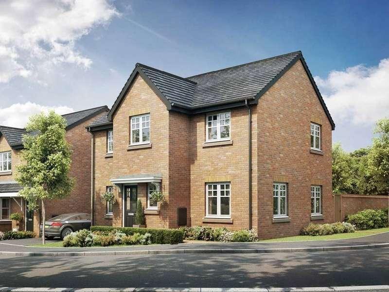 4 Bedrooms Detached House for sale in Grasmere Avenue, Farington, Leyland, Lancashire, PR25