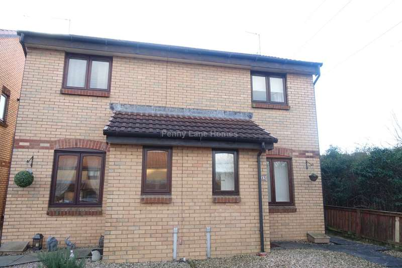 2 Bedrooms Semi Detached House for rent in Inglewood Crescent, Paisley