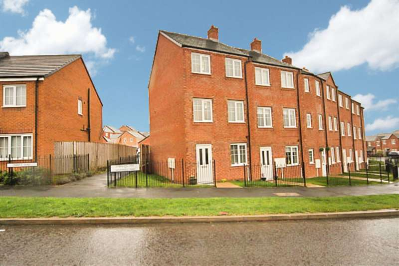 3 Bedrooms End Of Terrace House for sale in Sterling Way, Shildon DL4 2GT