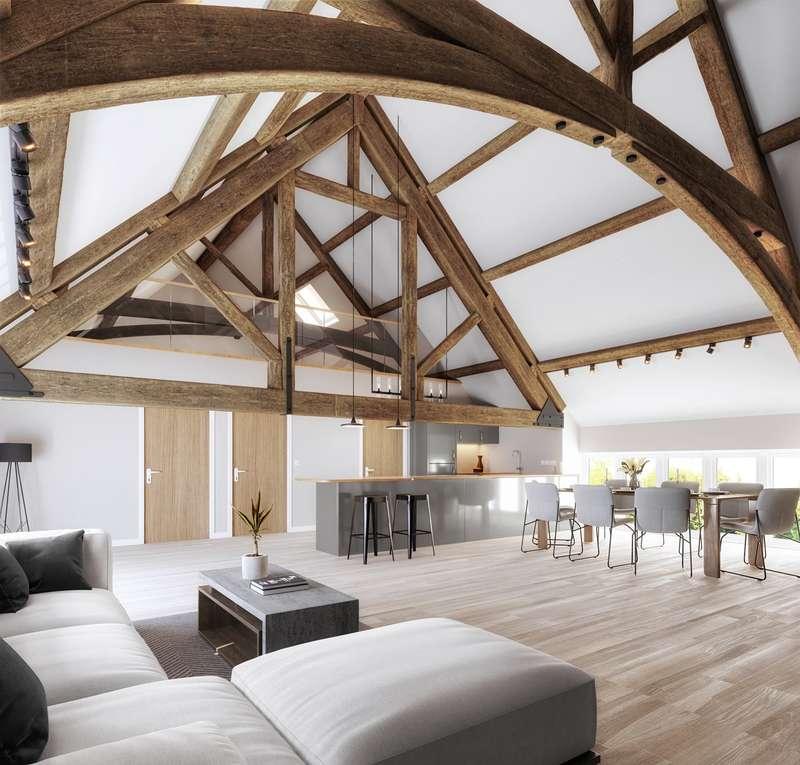 2 Bedrooms Apartment Flat for sale in Buckingham Road, Deanshanger, Milton Keynes, MK19