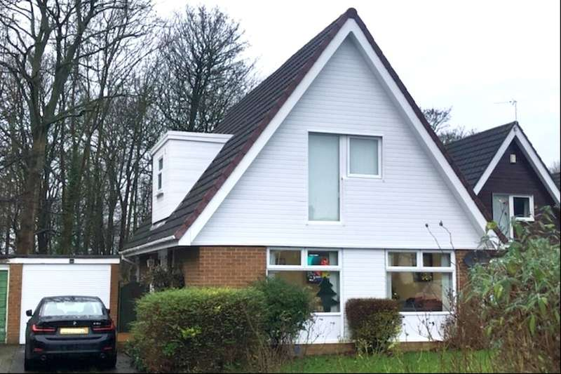 3 Bedrooms Detached House for sale in Alderwood, Harraton, Washington, NE38