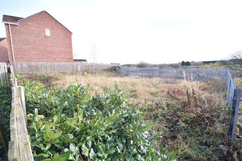 Land Commercial for sale in Sandringham Court, Streethouse, Pontefract