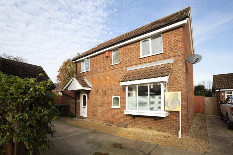 4 Bedrooms Detached House for sale in Croft Way, Rushden, NN10