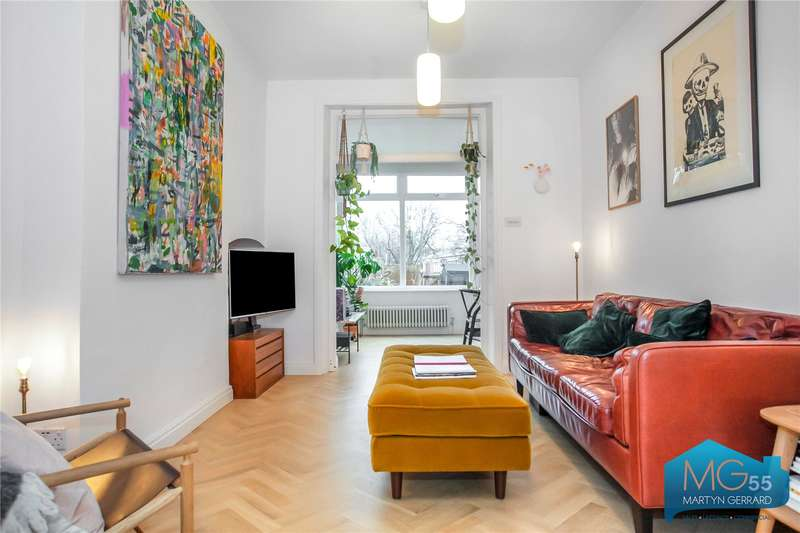 2 Bedrooms Apartment Flat for sale in Hillfield Avenue, Hornsey, London, N8