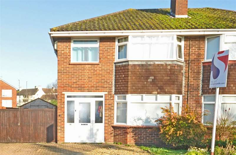 3 Bedrooms Semi Detached House for rent in Cheltenham, Gloucestershire