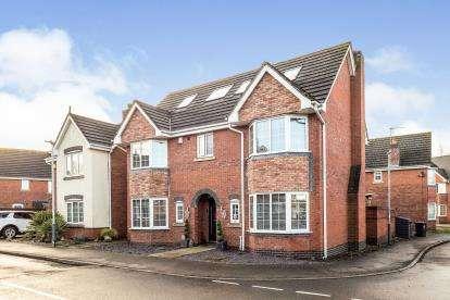 5 Bedrooms Detached House for sale in Hammond Green, Wellesbourne, Warwick