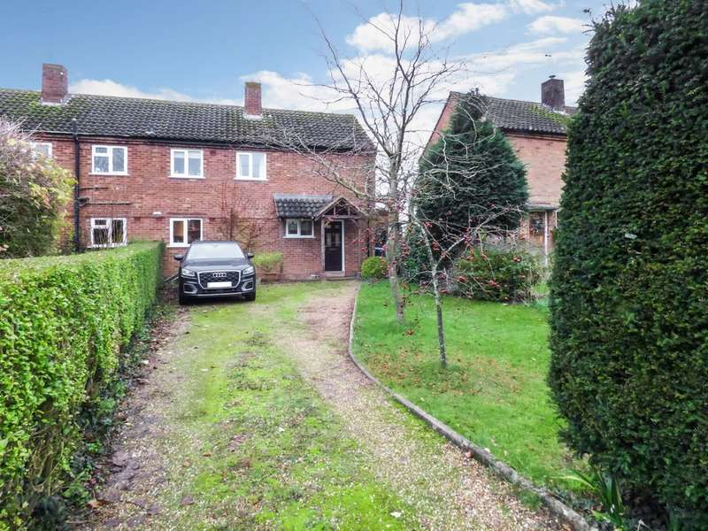 3 Bedrooms Semi Detached House for sale in Croft Lane, Temple Grafton, Alcester