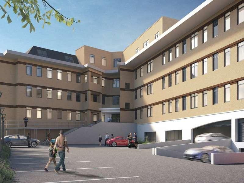 2 Bedrooms Flat for rent in Century Court, Millenium Way