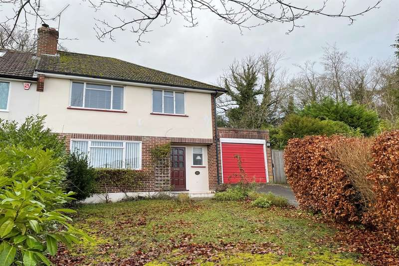 3 Bedrooms Semi Detached House for sale in Highfield Park, Marlow