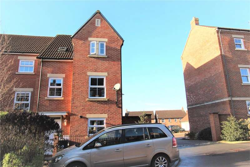4 Bedrooms End Of Terrace House for rent in Daisy Brook, Royal Wootton Bassett, Wiltshire, SN4