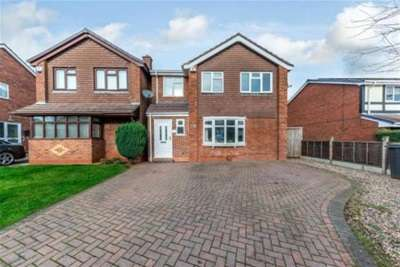 4 Bedrooms Detached House for rent in Cheviot, Wilnecote, Tamworth