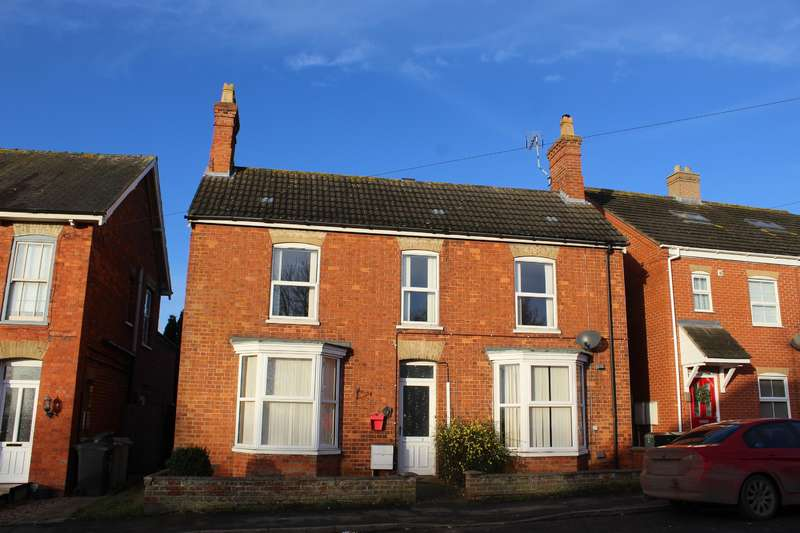 6 Bedrooms Detached House for sale in Boston Road, Spilsby, PE23 5HD