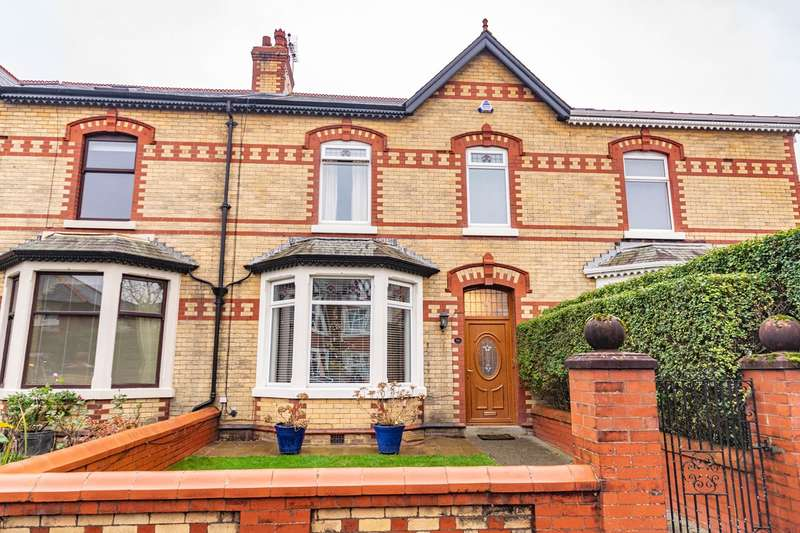 4 Bedrooms Terraced House for sale in Milner Road, Ansdell, FY8