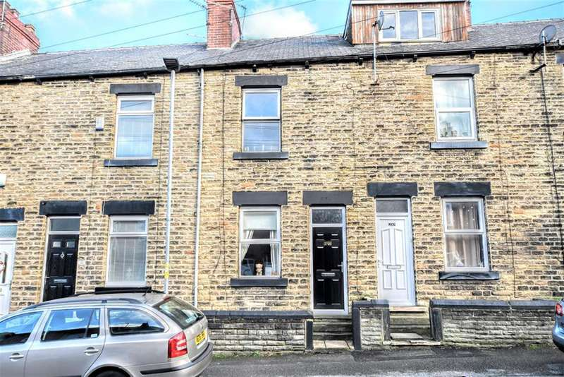 2 Bedrooms Terraced House for sale in Blenheim Road, Barnsley, S70 6BA