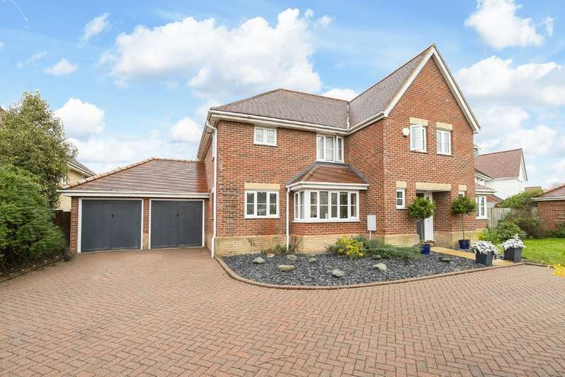 5 Bedrooms Detached House for sale in Berthold Mews, Beaulieu Drive