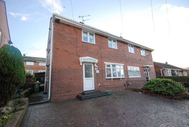 2 Bedrooms Semi Detached House for sale in Gosforth Terrace, Pelaw