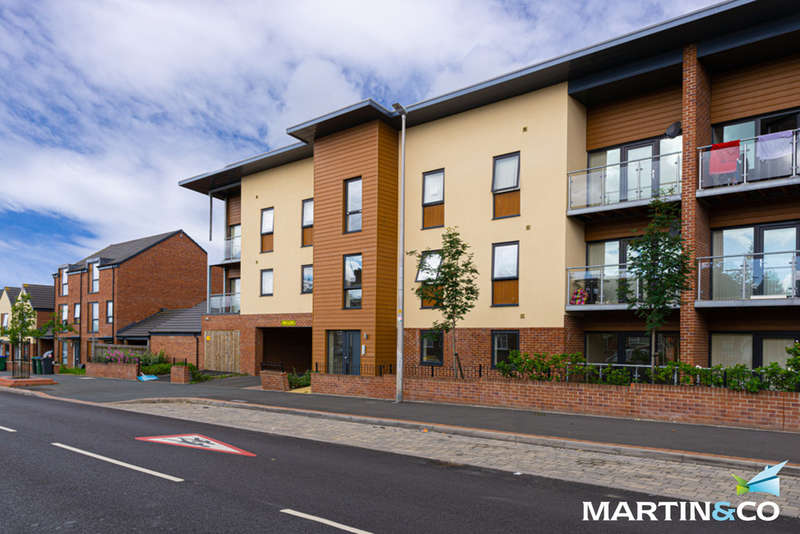 2 Bedrooms Flat for rent in Park View, Living Well Street, West Bromwich, B70