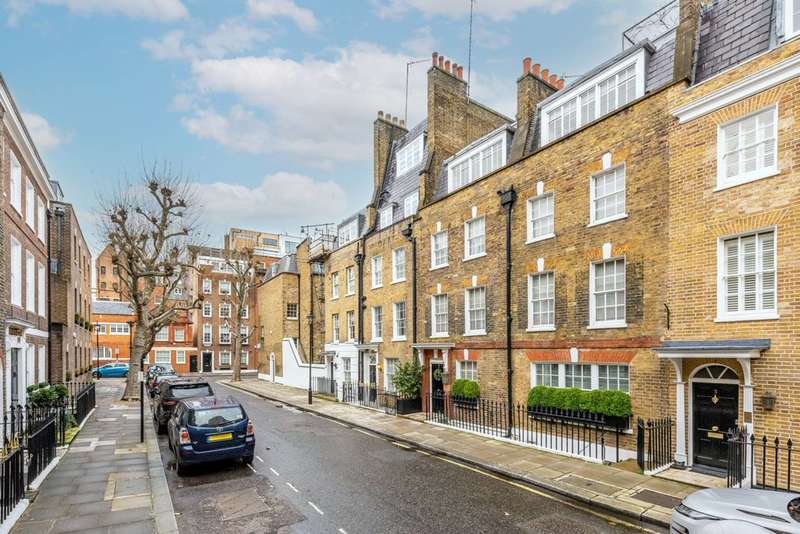 5 Bedrooms Terraced House for sale in Buckingham Place, Westminster, SW1E