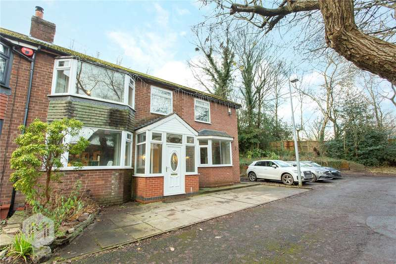 4 Bedrooms Semi Detached House for sale in Moorfield, Roe Green, Worsley, Manchester, M28