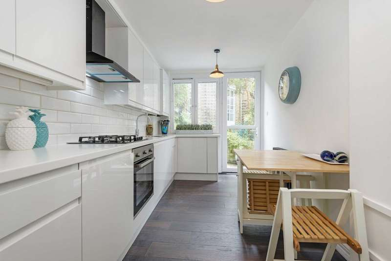 2 Bedrooms Flat for sale in Finchley Road, St Johns Wood