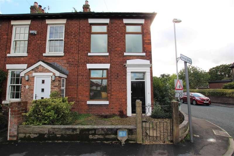 3 Bedrooms End Of Terrace House for sale in Gregson lane, Hoghton, Preston