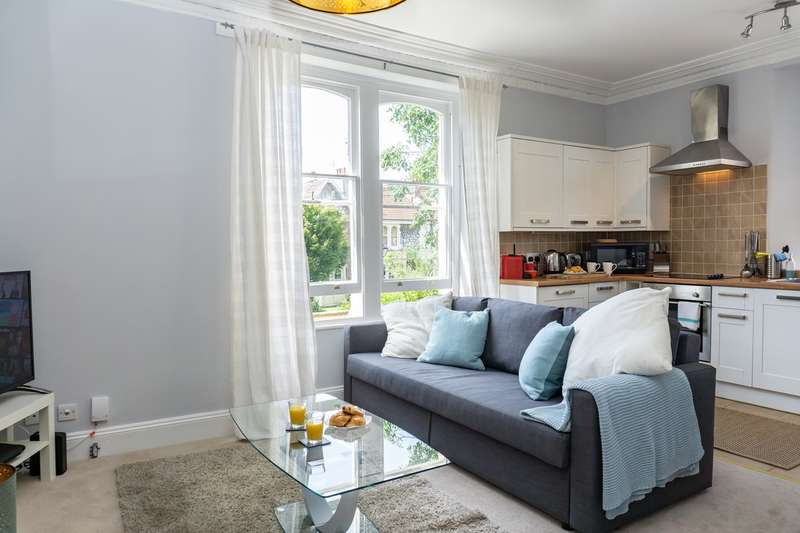 1 Bedroom Apartment Flat for rent in Elliston Road, Bristol, BS6