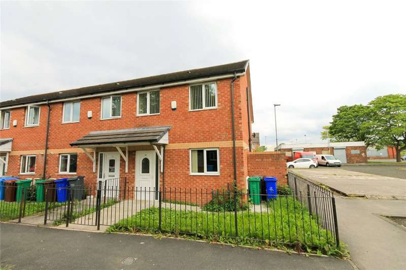 3 Bedrooms House for rent in Jennison Close, Gorton, Manchester, M18