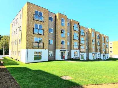 2 Bedrooms Flat for sale in Milliners Place, Bongrace Walk, Luton