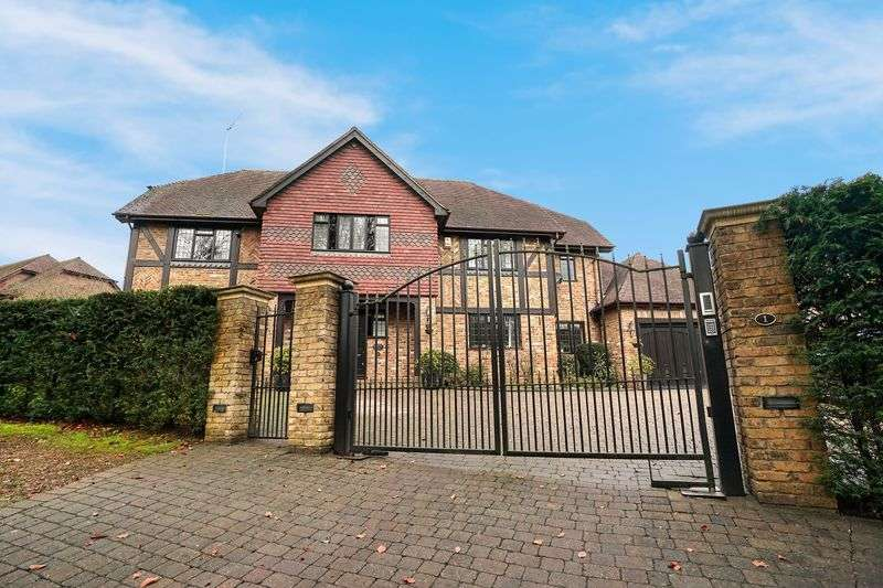 5 Bedrooms Property for sale in The Beeches, Rickmansworth