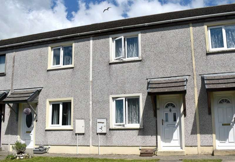2 Bedrooms Terraced House for rent in Howells Close, Monkton, Penfro