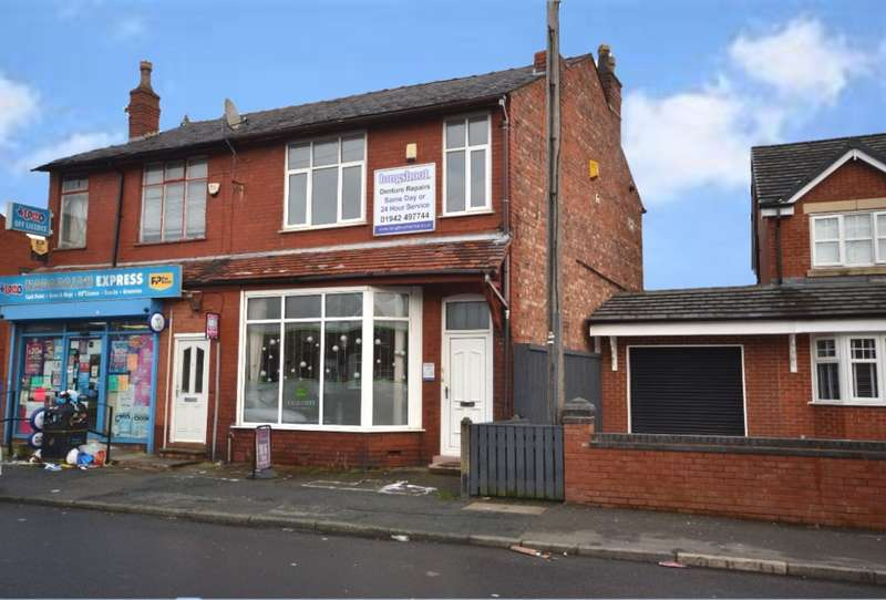 3 Bedrooms Semi Detached House for sale in Springfield Road, , Wigan, WN6 7RA