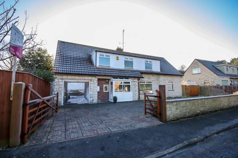 4 Bedrooms Detached House for sale in Detached Family Residence, Belfield Close